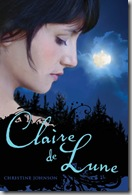 Claire de Lune book cover