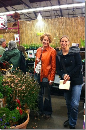 amy and gen garden show